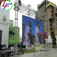new product outdoor full color hd p6 p8 flexible display indoor/outdoor video wall led module price