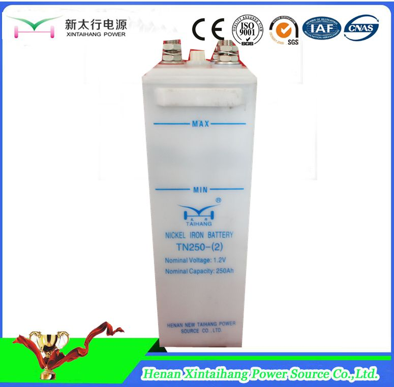 NI-Fe battery Nickel Iron battery 48v 600Ah/24v 600Ah/12v 600Ah nife battery