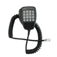 HM-118TN Handheld Speaker Mic for ICOM Car Radio IC-2720H IC-2725E IC-208H IC-E208 IC-V8000 IC-2200H
