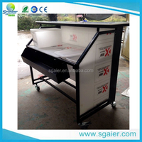 Portable bar table ,used led bar table for sale
