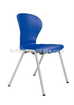 cheap light and handy stacking well executive wholesale conference meeting office chair 1016b - Light Blue Desk Chair