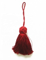 Decorative Red Knot Door Tassel,Manufacturer