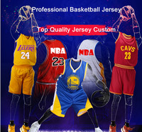 2016 Top quality basketball jerseys wholesale cheap USA basketball jersey custom