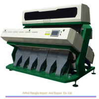 Advanced technology dehydrated vegetable sorting machine