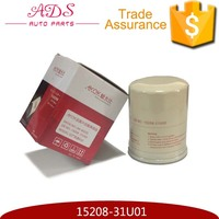 Good performance competitive price and quality wholesale auto filter oil fit for A31/A32/A33 OEM:15208-31U01