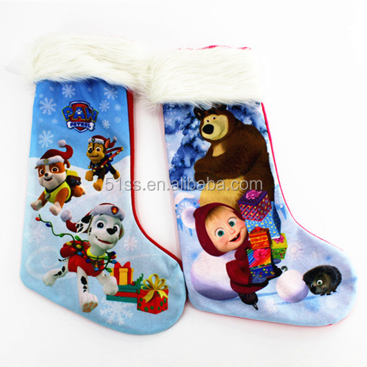 Wholesale bulk christmas stockings