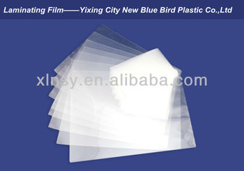 germany stationery laminating film