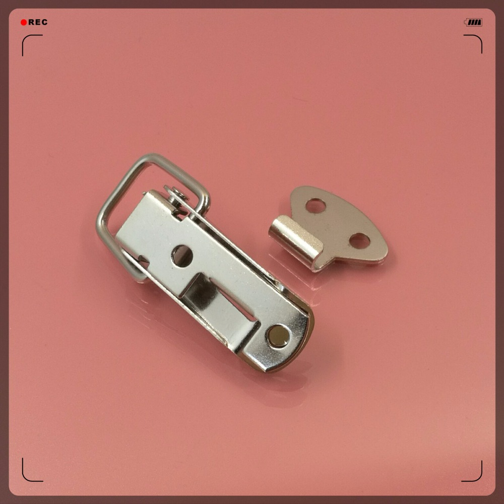 Stainless steel hardware toggle latch/Toolbox stainless steel draw latch/Spring loaded toggle latch