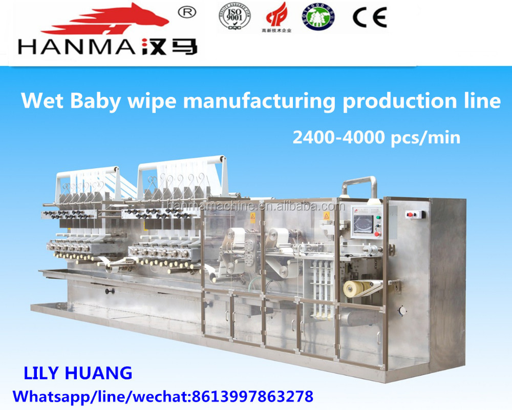 wet baby wipes tissue machine for lady makeup wet wipes