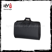 Best selling products large logo for dress bag, non-woven folding garment bags, recycled garment bags