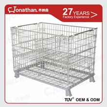 SXL-A wildly use cheap wholesale collapsible wire mesh container