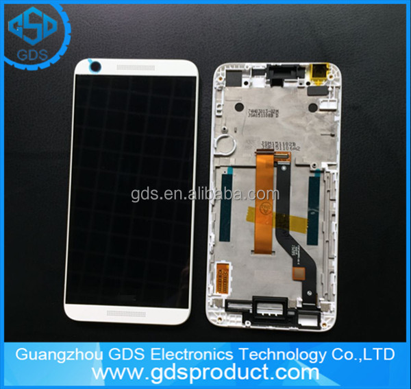LCD Display Touch Screen Assembly with Frame For HTC Desire D626s