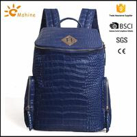 Fancy Waterproof Ultra-light Outdoor pu school bag