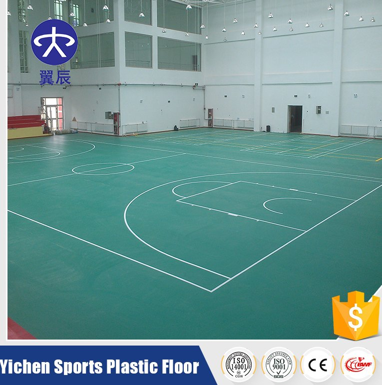 Alibaba China High Quality Mobile PVC Flooring Basketball Flooring Tiles For Basketball Court Sales