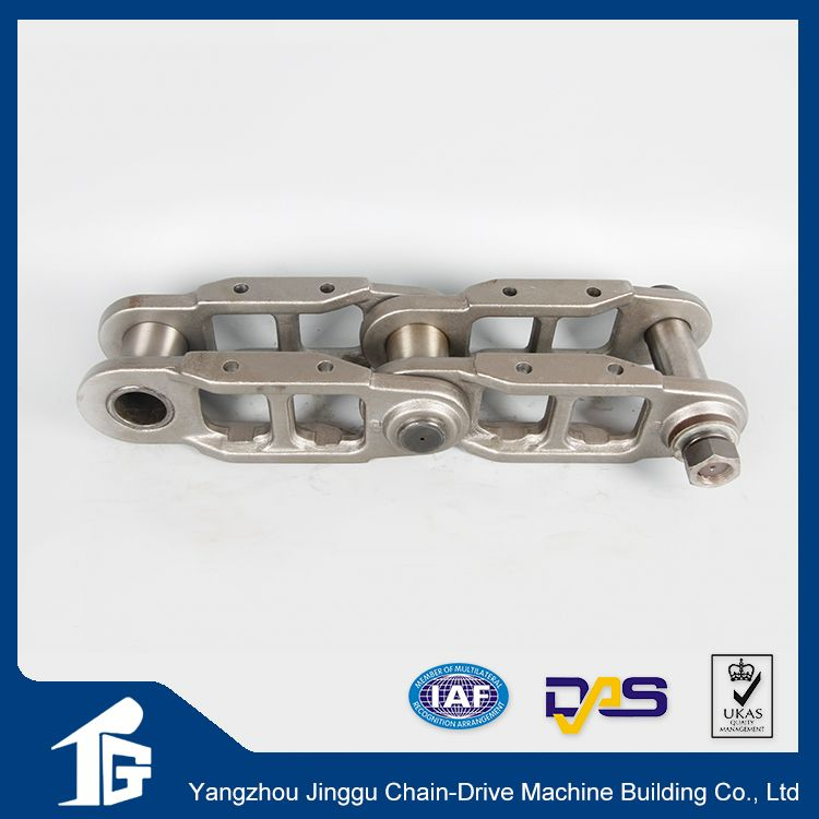 Low price hard wearing conveyor chain link for hoist