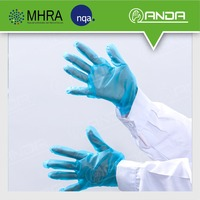 AD010 Healthy safety and eco-friendly disposable medical gloves
