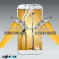 Anti Shock Explosion-proof screen protector for S4
