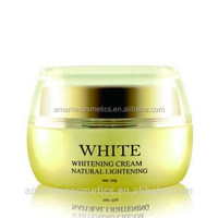 Professional wholesale skin care products lightening and firming face cream 50g, product of China, ginseng whitening cream