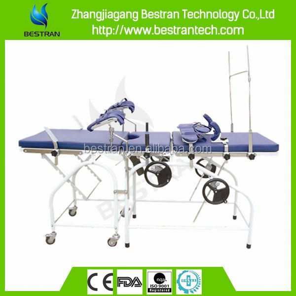 BT-OE015/B General use obstetric clinic electric examination gynecology table