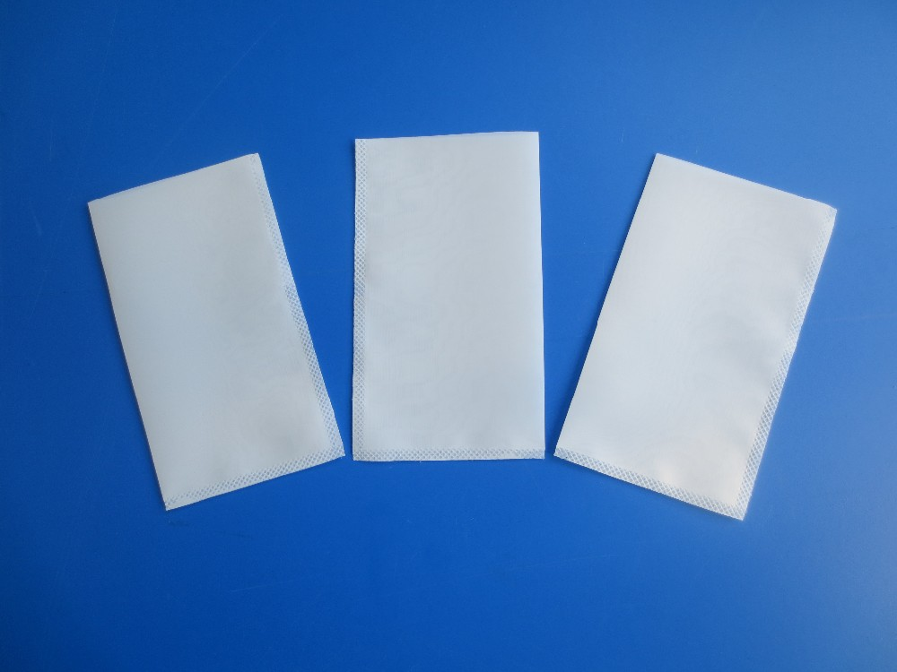 25/37/73/90/120/160/190 micron polyester mesh filter bag for rosin/tea/oil heat press filter