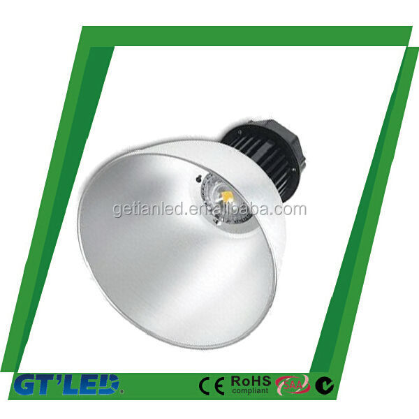 LED high bay 50,80,100,120,150,200,240,300w dimmable IP65 150w ip65 waterproof led high bay light fixture