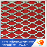 Good packaging factory expanded wire mesh/ expanded metal mesh