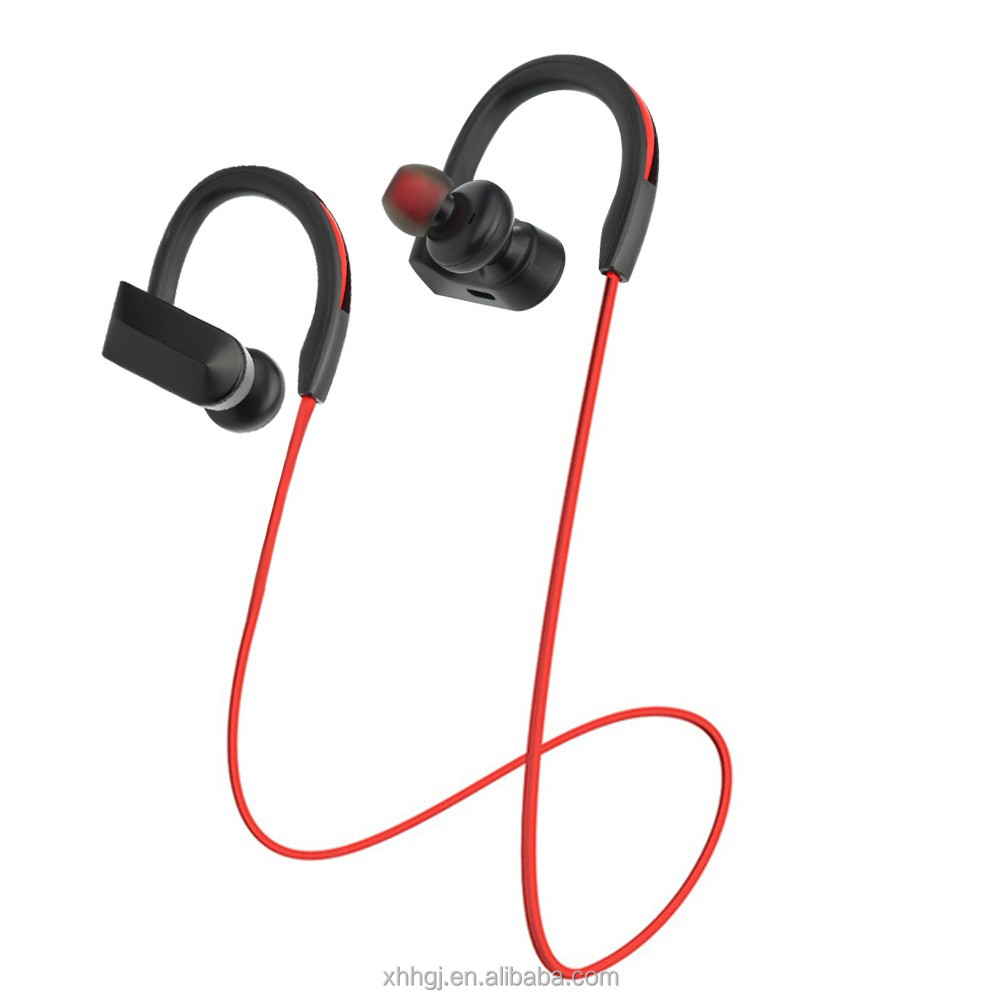 K98 Sport Bluetooth Headphones Earphone Wireless Stereo Ear Hook Headset with Mic