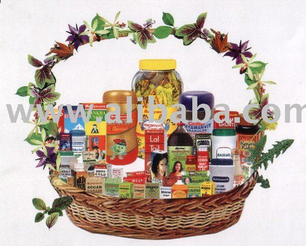 Herbal Cosmetics & FMCG Products