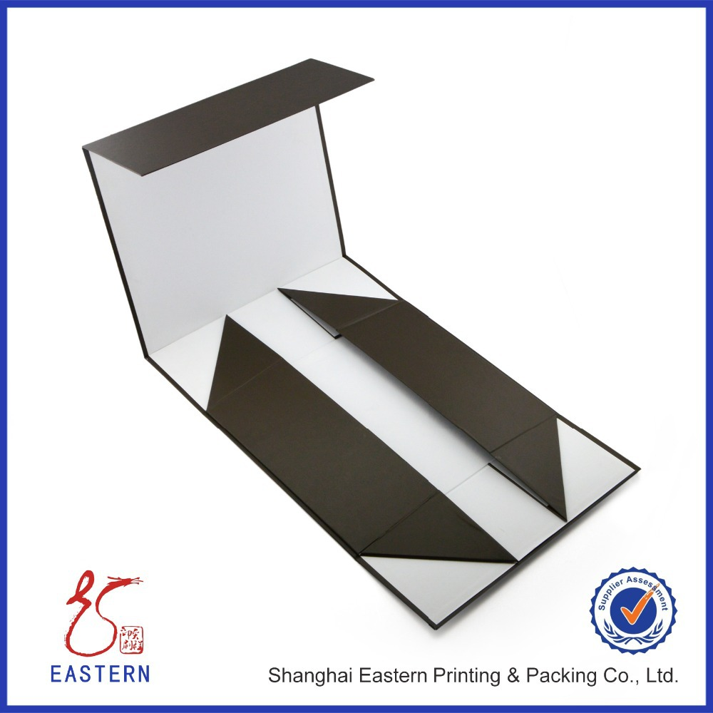 Custom Cardboard Gift Packaging Box / Folding Cardboard Box
