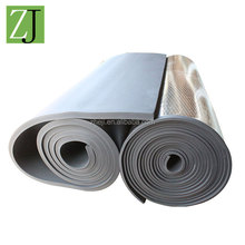Thermal underfloor insulation building material foam rubber sheet