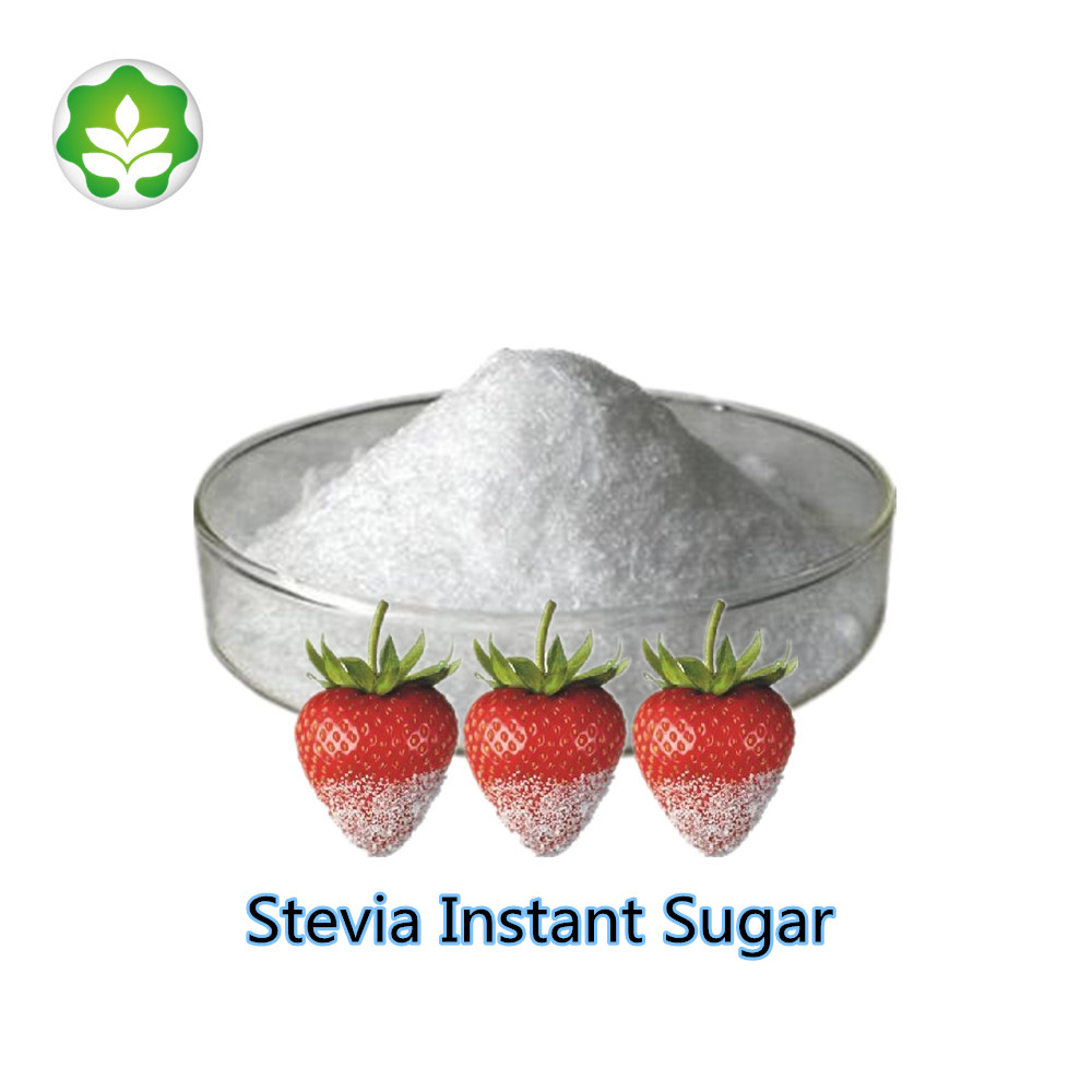 stevia instant sugar ra 98% and erythritol belnd for food and beverage