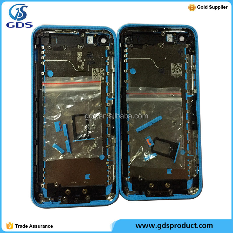 Rear Back Housing Cover Battery Door Case For Phone 5C