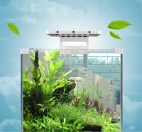 Eco-smart aquarium tropical fish tank with led light water pump and filtration system