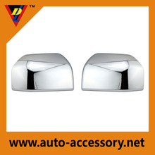Top quality f150 chrome rearview mirror cover OEM For Ford f150