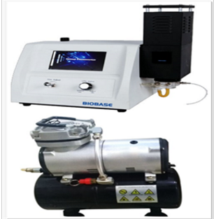 BIOBASE Flame Photometer/emission spectrum principle/LCD touch screen