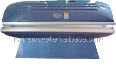 Hot sale!!!!! Skin Tanning Bed Sun Bath Solarium tan machine with 24pcs Germany UV Lamp!solarium tanning bed