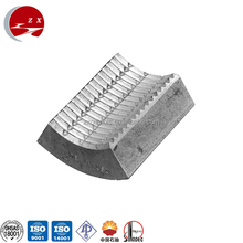 API Standard Hydraulic/manual tong dies/power tong jaw and slip dies insert