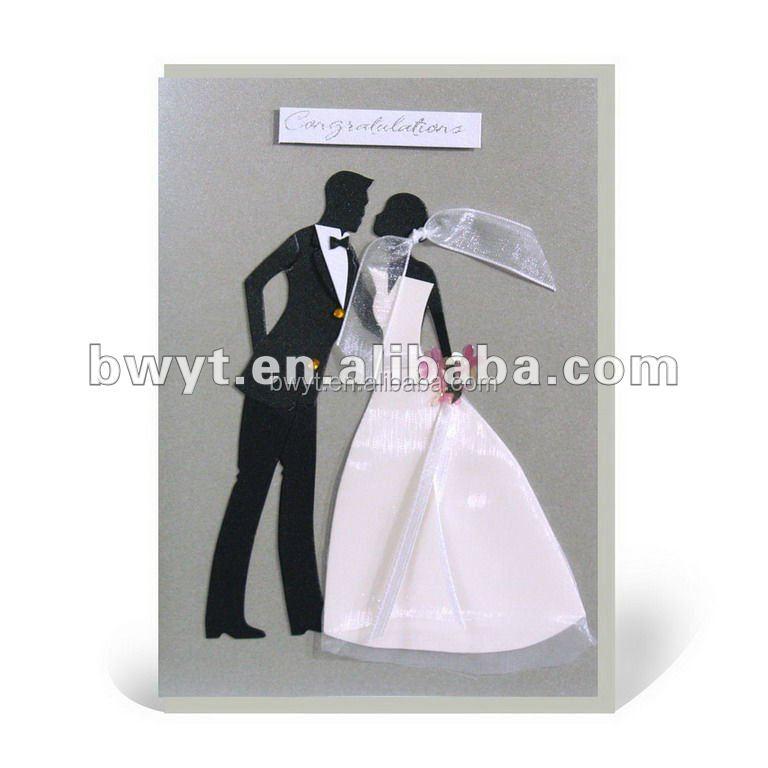 2014 New Design Wedding Invitation Cards