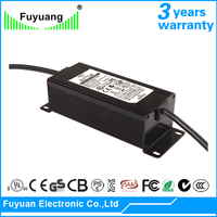 CE EMC Constant Current 50W Waterproof Electronic Led Driver