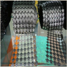 Diamond Mesh Trim for Garment Trim