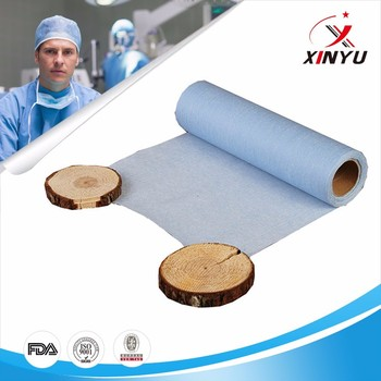 hot sales disposable nonwoven fabric for doctor cloth