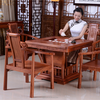 High quality Chinese fancy living room table furniture root carving tea table for sale