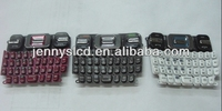 Hot selling cell phone accessories for samsung R350 keypad