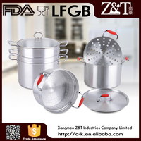 New Product Aluminium Steamer Pot Set