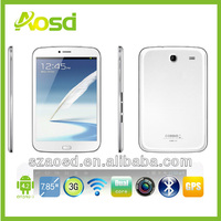 Fashion 7.85 inch 3G sim tablet pc android in me S9800.