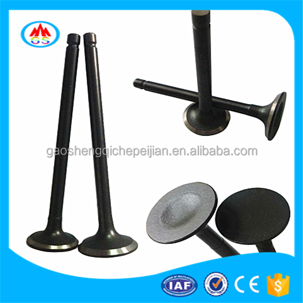 Chinese car spare parts engine valve for Great Wall Wingle 4*4 Pickup