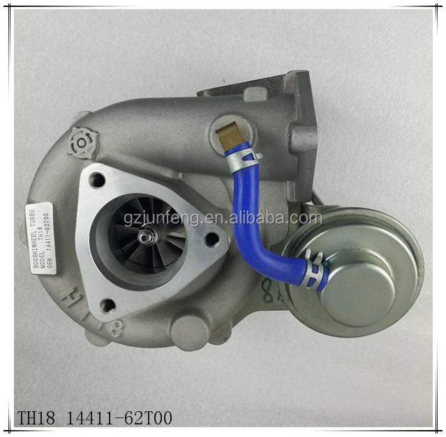 TD42Ti Engine turbocharger TH18 14411-62T00 for NISSAN Civilian Bus W40