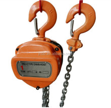 1 ton 3 meter hand operated heavy duty chain block