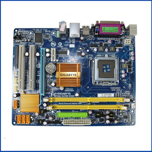 100% motherboard for Gigabyte GA-G31M-ES2C DDR2 LGA775 Solid-state integrated Desktop