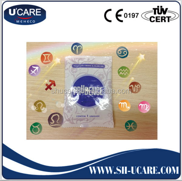 China good supplier reliable Quality water based female condoms